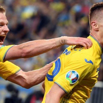 Украина разгромила Сербию в отборе на Евро-2020