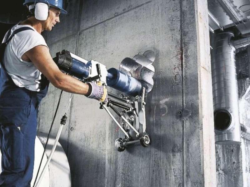 Алмазное бурение – это технология проведения строительных мероприятий