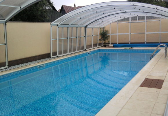 Выбирайте лучшую организацию по строительству бассейнов в Киеве