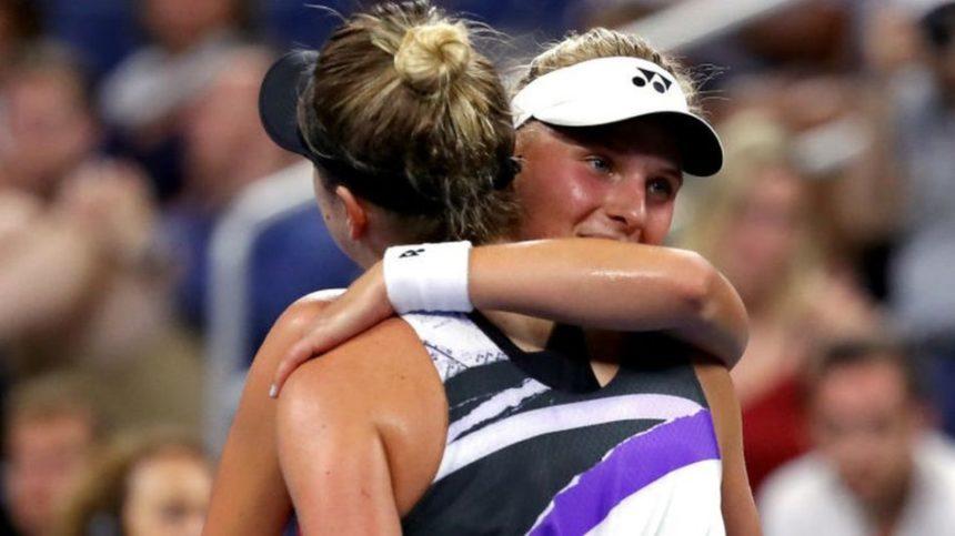 Украинское дерби на US Open-2019: как Свитолина победила Ястремську — фото