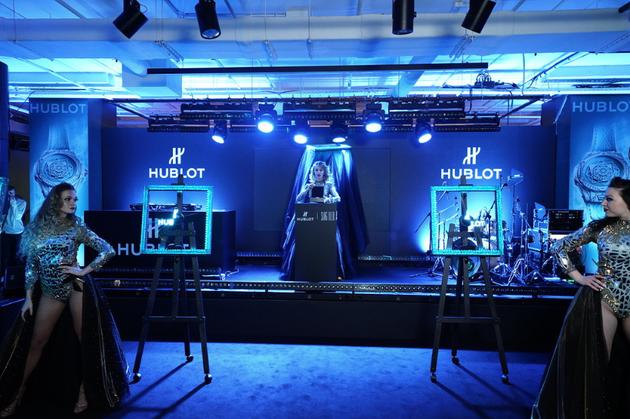 Hublot представили новинку Big Bang One Click Sang Bleu Steel Turquoise