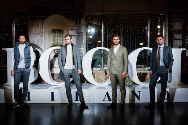 Boggi Milano в Москве: рост популярности и новая концепция бренда