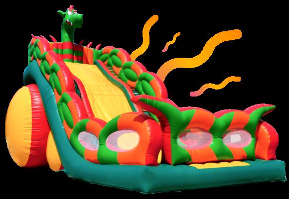 Аренда надувных батутов