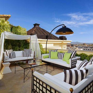 Римские каникулы: Westin Florence & Rome & Sina Villa Medici