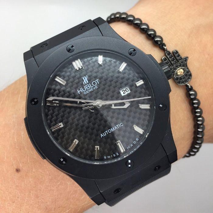 Реплики наручных швейцарских часов Hublot