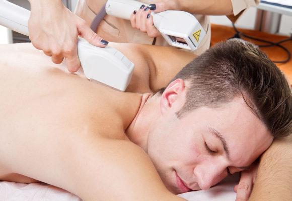 3 основные причины, по которым лазерная эпиляция полезна для мужчин