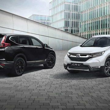 Гибрид Honda CR-V уже в нашей стране