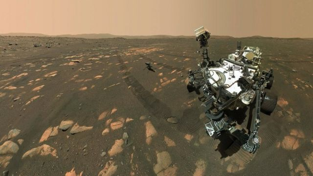 Могли люди занести на Марс жизни