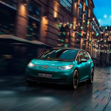 Новые модели VW ID. Light общаются с водителем и пассажирами