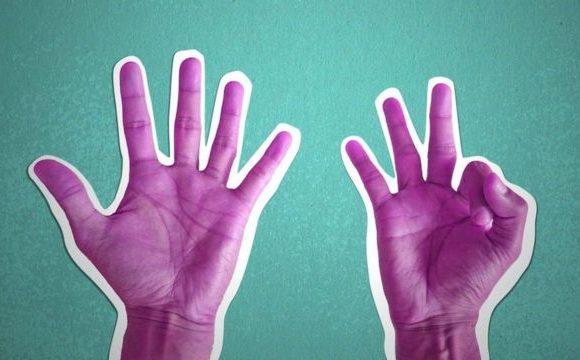 То, как вы считаете на пальцах, выдает ваше происхождение