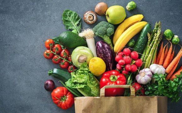 Еда всех цветов радуги — лучшая диета. почему