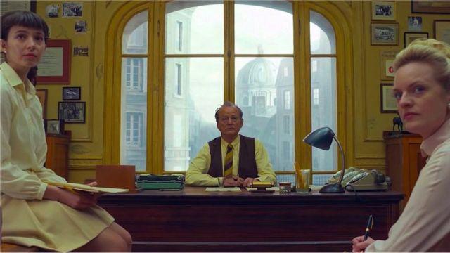 «Французский вестник» Уэса Андерсона и другие премьеры октября